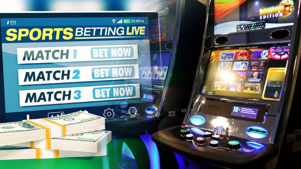 Защо футболните залози са далеч по-изгодни за букмейкърите от хазартните машини